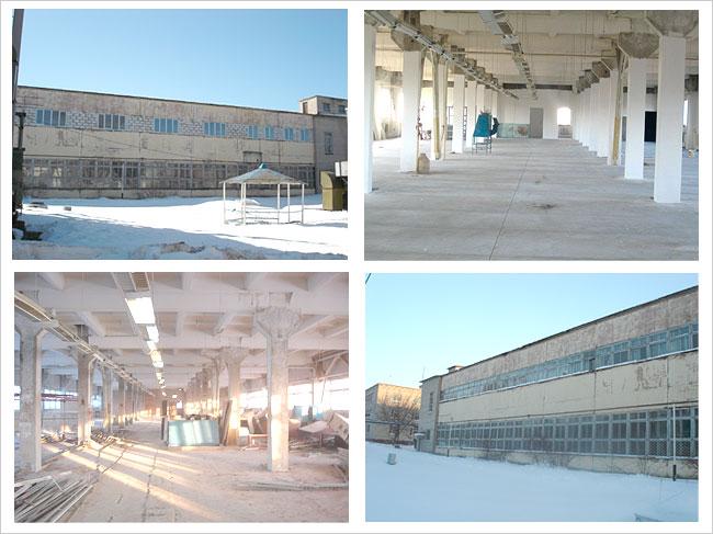Проектирование завода